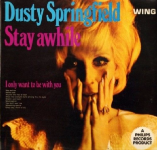 Dusty Springfield - Stay Awhile (LP) (G/G+)
